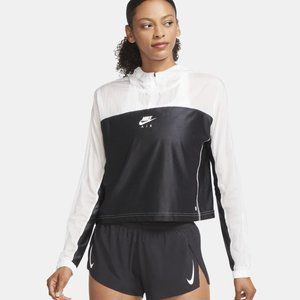 Nike- Gym Pull-Over Air Hooded Running Jacket -NWT